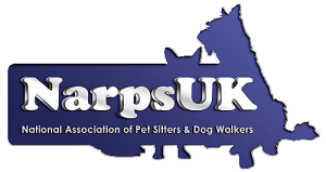 Altrincham Dog Walker Narps Logo